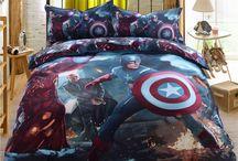 Marvel Super Heroes Bedding Sets