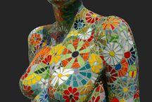 Tile Mosaic / by Gina Ballantyne
