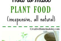 Home: Plant food & fertilizers