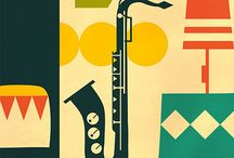 Music Illustration &