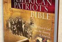 Honor and Pray for America / Following the path paved by godly men and women, like those discussed in The American Patriot's Bible.