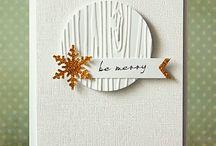 Noël - cartes