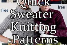Collections Free Knitting Patterns / Links to posts on my site with free knitting patterns.