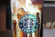 Starbucks<3 / by Kinzie Jensen