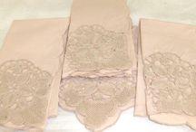 The Nurture of Beautiful Vintage Linens