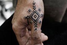 Pfeil tattoos