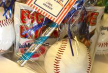 Kid's Birthday Baseball