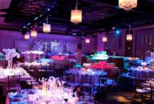 Luxury wedding receptions