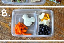 Toddler lunch/dinner ideas / by Carrie Isola