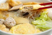Cuisine : Japon, Inde, Sri Lanka, Chine...