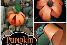 Halloween Crafts / by Brook Harmon