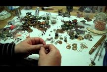 jewelry tutorials / uitleg bij sieraad onderdelen