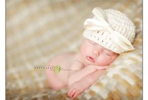 Baby Photos / Ideas for taking pics of newborns. No news here, I am just thinking about friends
