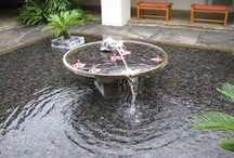 Huntington Beach Pond Repair / Water fountains add peace, serenity and enchantment to any kind of outdoor space. Keep your fountain in good repair work with One Source's total water fountain maintenance program.