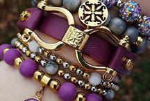 bling bead bracelet