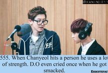 D.O. X Chanyeol