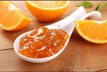 Μαρμελάδα πορτοκαλί