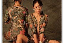 tatuajes Japón
