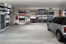 Garage Ideas / by Nicole Davis