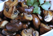 Mushrooms foods