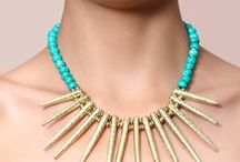 Neckpiece and Necklaces / by Styletag