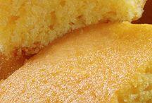 Corn flour recipes