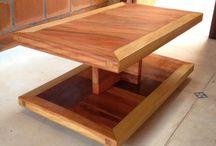 Meus trabalhos em madeira