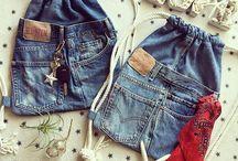 Jeans und mehr