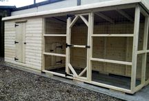 Extra Large Rabbit Hutches