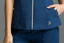 uniforme de enfermara