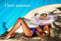 Summer Inspiration / http://www.blogpersonalstyle.com/2013/08/summer-inspiration.html