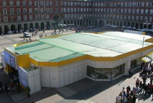 Casetas o stands exteriores para ferias  / Over twenty years of experience in the field events; design, manufacture, assembly and decoration stands. Assembly spaces for Conferences, Meetings, Exhibitions and other Events. Modular booths. Technical development and project documentation.