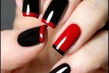 Nails / Nice nail designs.