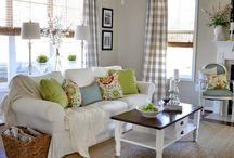 Home Spring decor