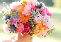 Wedding Flowers / Ideas for flowers- Rustic, Mixed colours, greenery, Australian natives, borriyalloak wheat?