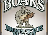 BOAKS Reasonably Rebellious Beers / BOAKS Craft Beer from NJ offers a diverse family of beers available in NJ & PA