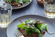 Mushrooms Meals / by Lynette Judd