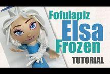 bambola Elsa