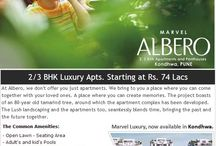 Marvel Realtors New Projects in Pune