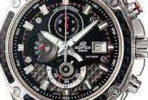 Casio Jam Tangan Pria Edifice EFE-506D-7AVDR - Putih