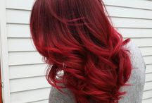 red hair | ruivas