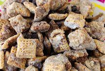 Desserts- Muddy Buddies / by Rachael Krall