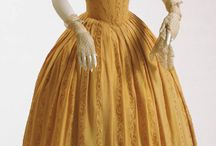 Dresses 1840 Century and onwards