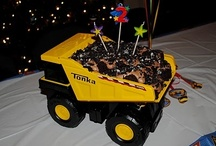 Construction birthday party / by Brandy Tejeda