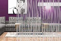 Raamfolie met dessins / zelfklevende en statische raamfolie met rustige dessins