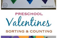 Valentine's Day Activities / Valetine's Day activities for your Little Learners