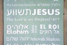 Hebrew, Zion, Jeru-salem!