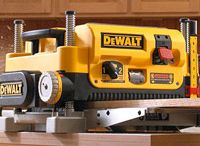 WOODWORKING - JOINTERS / PLANERS
