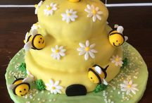 Stunning Kid's Birthday Cakes / Amazing homemade creations for your little ones