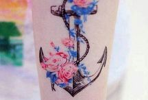Tattoo - Anchor